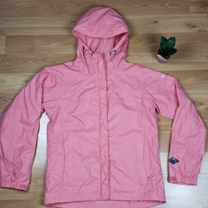 Columbia Waterproof Breathable Windbreaker